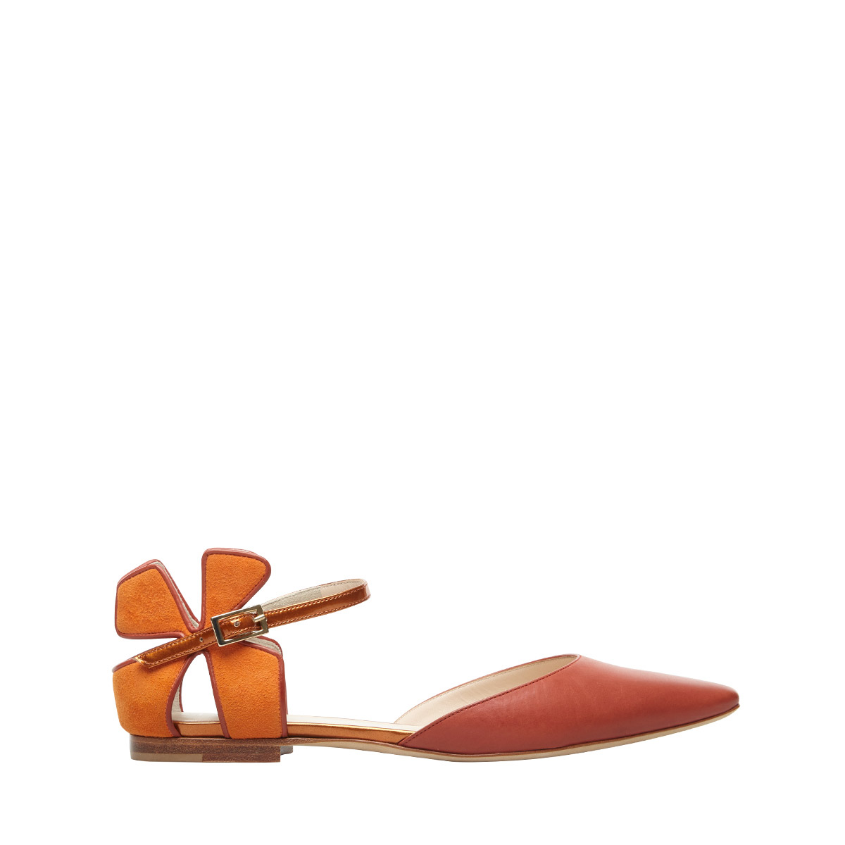 Lella Baldi - Daisy Flat Orange